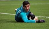 حارس ريال مدريد يرد على انتقاده: يهاجموني لأني من أفضل الحراس في العالم