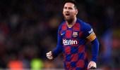 الدوري الإسباني..ميسي يقود برشلونة لعبور سيلتا فيجو