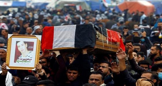 الحداد 3 أيام في العراق على ضحايا الاحتجاجات الدموية بالنجف وذي قار