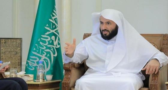 وزير العدل يوجه بإطلاق المرحلة الثانية من توثيق الجلسات بالصوت والصورة