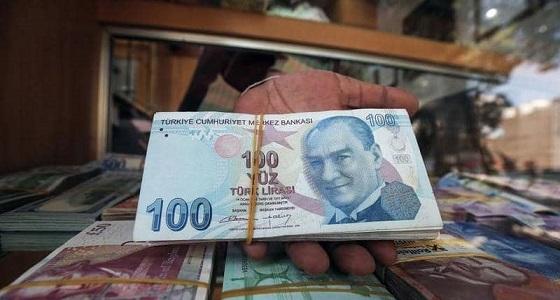 تضاعف عجز الميزان التجاري التركي 4 مرات خلال عام