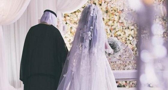 سر خاتم الزواج والفستان الأبيض في حفلات الزفاف