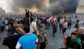 منظمة العفو تدين استخدام قنابل تخترق جماجم المتظاهرين بالعراق