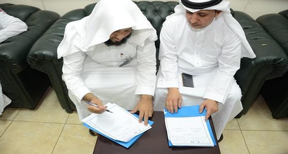 بالصور.. لجنة التنمية الاجتماعية بمكة تأهل الشباب لسوق العمل
