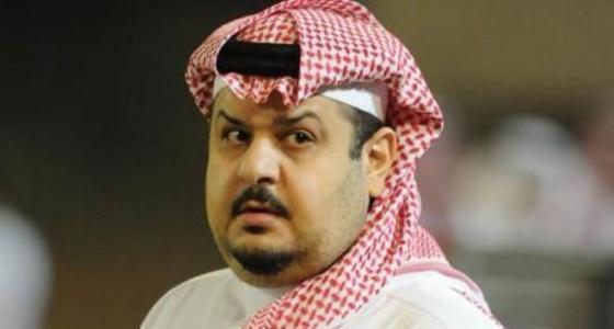 «بن مساعد» يبارك فوز الهلال: شكرًا أبطالنا اللاعبين