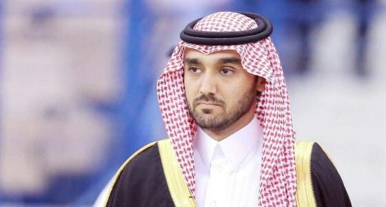 رئيس الهيئة العامة للرياضة: كل الدعوات اليوم لممثلنا الهلال