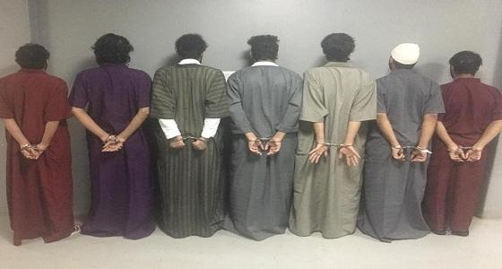 حقيقة القبض على 7 أشخاص بتهمة مخالفة الذوق العام