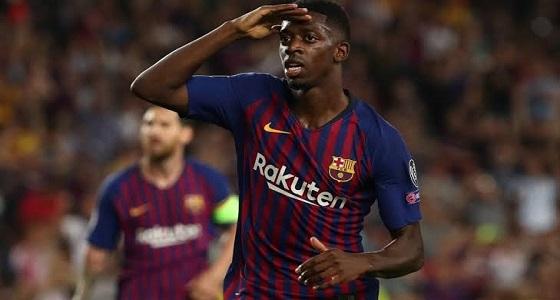 تفاصيل جديدة عن إصابة عثمان ديمبلي يكشفها برشلونة