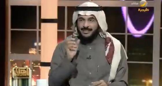 بالفيديو.. طارق الحبيب يوجه نصيحة للأخضر قبل كأس الخليج