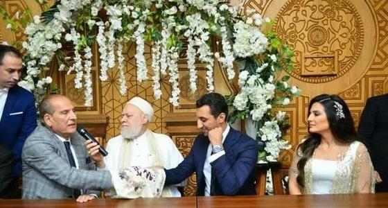 بالصور.. وفاة برلماني مصري خلال حفل زفاف ابنته