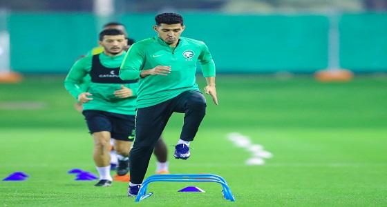بالصور..الأخضر يختتم استعداداته لمواجهة منتخب الكويت