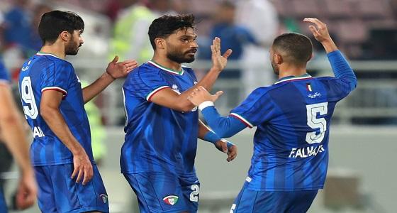 عمان تفوز على الكويت وتتصدر المجموعة الثانية في بطولة « خليجي 24 »