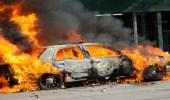 حرق سيارتين لنفس الشخص خلال 10 أيام بتبوك