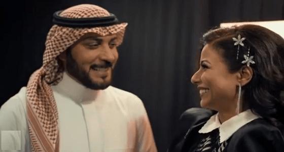 بالفيديو.. ماجد المهندس يشعل عيد ميلاد مهيرة عبدالعزيز ويغني لها