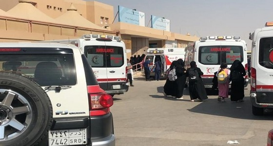 إغماء 13 طالبة خوفا من صافرات الحريق بمدرسة شرق الرياض