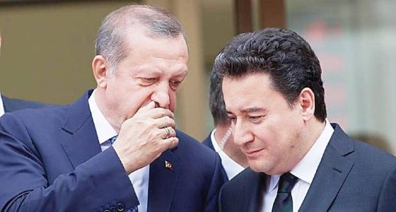 نائب أردوغان السابق يشن حملة هجوم ضده ويتحداه