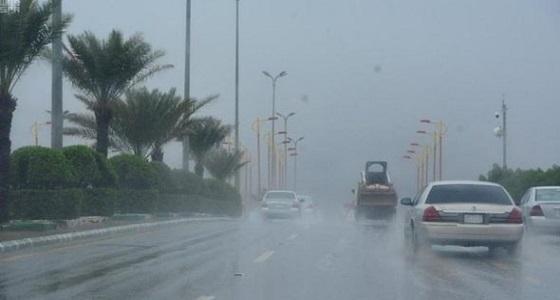 الأرصاد تنبه من هطول أمطار رعدية على عدد من محافظات مكة المكرمة