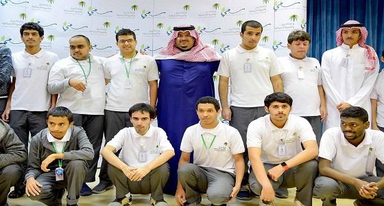 سمو نائب أمير الرياض يزور برنامج رائد لذوي اضطراب طيف التوحد