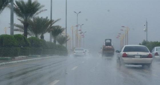 غدًا.. أمطار رعدية على 4 مناطق بالمملكة
