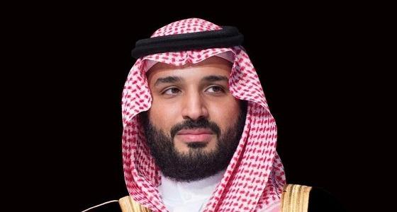 سمو ولي العهد يصل الإمارات (فيديو)