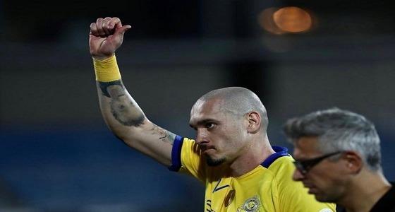 بعد فوز النصر.. مايكون: نحن أبطال الدوري