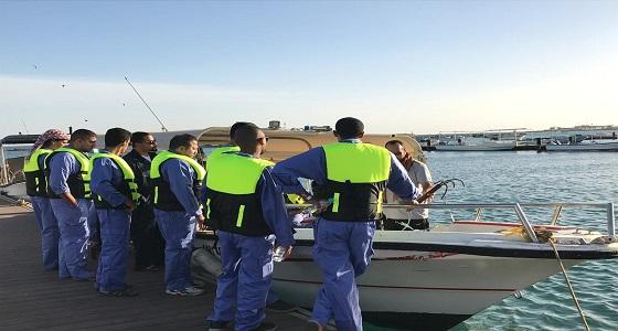 البيئة تطلق المرحلة الثانية من برنامج «صياد» بتدريب 200 شاب على مهنة الصيد