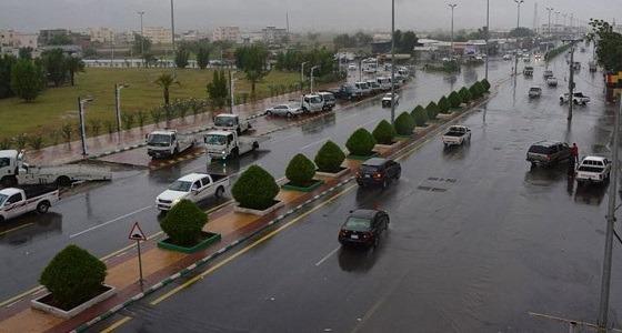 حالة الطقس المتوقعة في المملكة غدا الثلاثاء