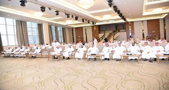 مدير تعليم مكة يفتتح لقاء التحول الرقمي في التعليم لــ 88 منسقاً ومنسقةً لبوابة المستقبل