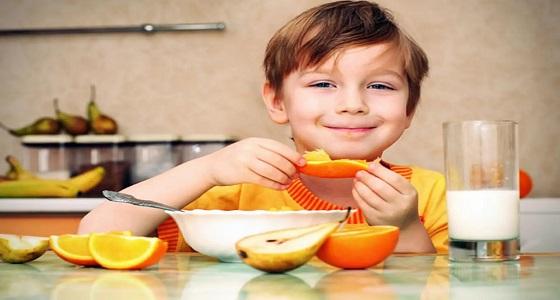 5 أطعمة تحسن من الجهاز المناعي لطفلك
