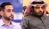 « الجابر » يغازل تركي آل الشيخ بعد فوز الهلال (فيديو)