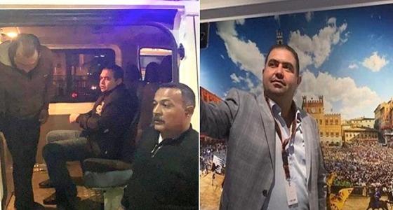 القبض على إمبراطور الإعلام في مصر لإصدار شيكات بدون رصيد