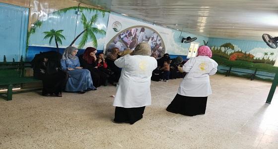 خدمات متميزة للرعاية الصحية تقدمها عيادات مركز الملك سلمان للسوريين