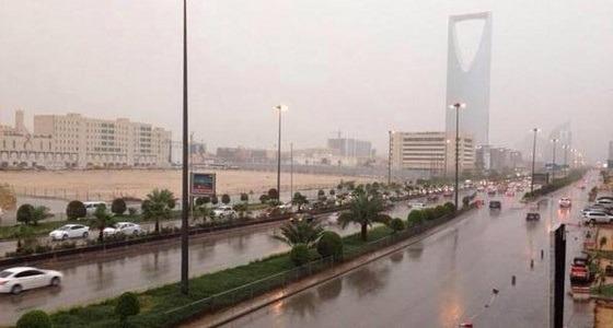 أمطار تستمر لـ 3 أيام على المملكة