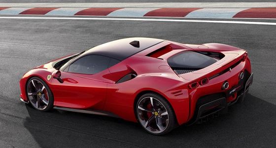 «فيراري» تخترع سيارات جديدة بدون عجلة قيادة ودواسات