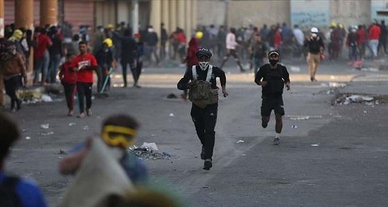 بالصورة.. تعليق صادم لأب استشهد نجله يشعل الغضب ضد الحكومة العراقية