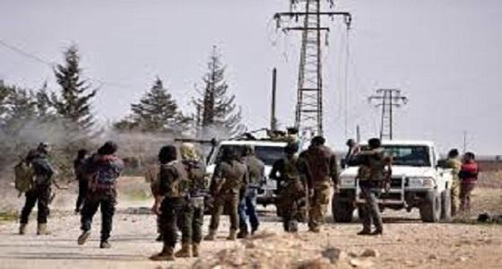 قتلى وجرحى جراء المعارك بين قوات النظام السوري والمعارضة بريف إدلب الجنوبي