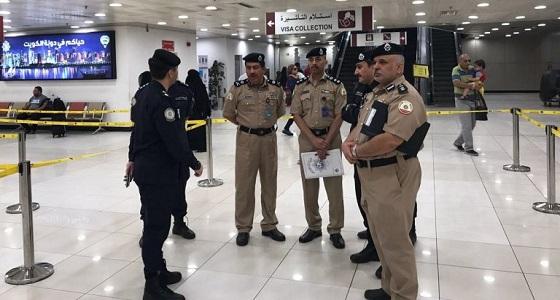 « أنا المهدي المنتظر » .. إحالة كويتي اقتحم المطار بسلاح ناري (فيديو)