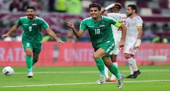 العراق يحقق فوزه الثاني في خليجي 24