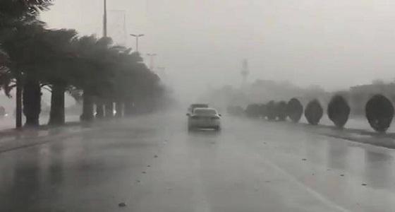 «نقل المدينة» يحذر مستخدمي الطرق من الأمطار.. والأرصاد تعلق