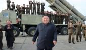 كوريا الشمالية تختبر قاذفات صواريخ متعددة الفوهات