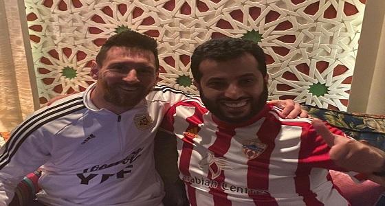 شاهد.. ميسي يُغازل الرياض.. ويوجه رسالة لتركي آل الشيخ