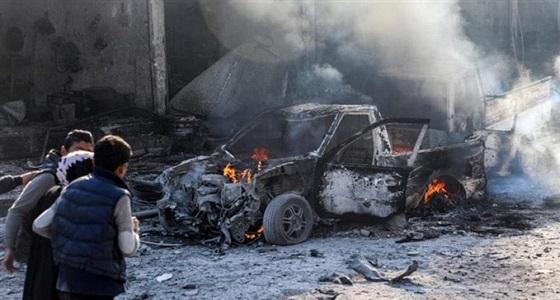 تفجيرات عشوائية من مرتزقة تركيا لتهجير سكان شمال سوريا