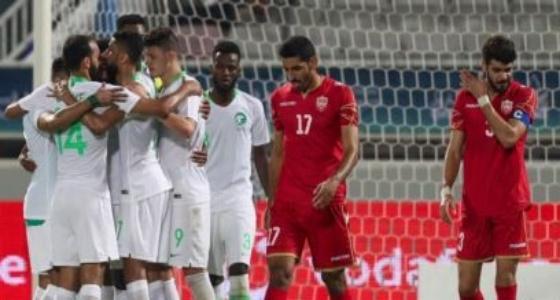 الأخضر والبحرين في مواجهة قوية بنهائي كأس الخليج