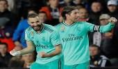 الدوري الإسباني..بنزيما يخطف تعادلًا قاتلًا لريال مدريد من فالنسيا