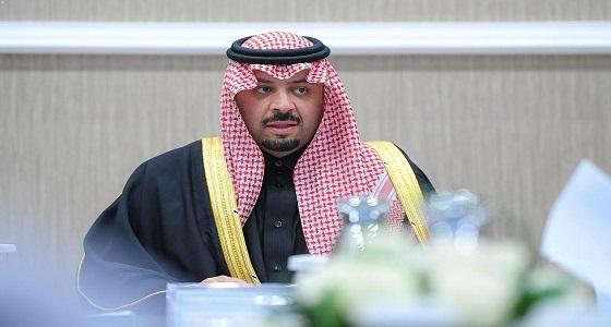 أمير منطقة الحدود الشمالية يرأس اجتماع الإدارات الحكومية لمبادرة «جاهز»