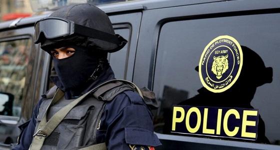 فلسطيني يحاول تفجير نفسه أمام أحد البنوك بمصر