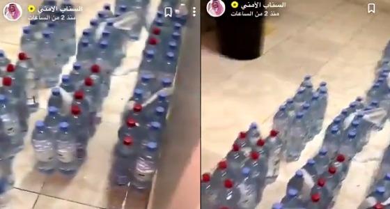 بالفيديو.. ضبط مصنع خمور بحي ظهرة البديعة في الرياض