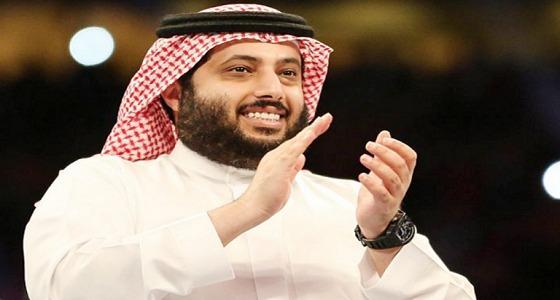 تركي آل الشيخ يعلن عن حفل سوداني ضخم في موسم الرياض