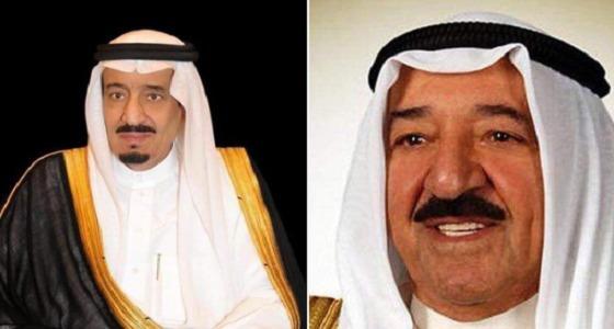خادم الحرمين يدعو أمير الكويت لحضور اجتماع المجلس الأعلى لمجلس التعاون