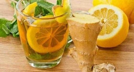 مشروب طبيعي تناوليه قبل النوم لخسارة الوزن وحرق الدهون